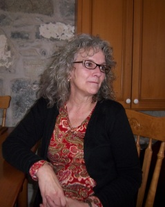 Diane Schoemperlen - photo by Joanne Page (larger file)