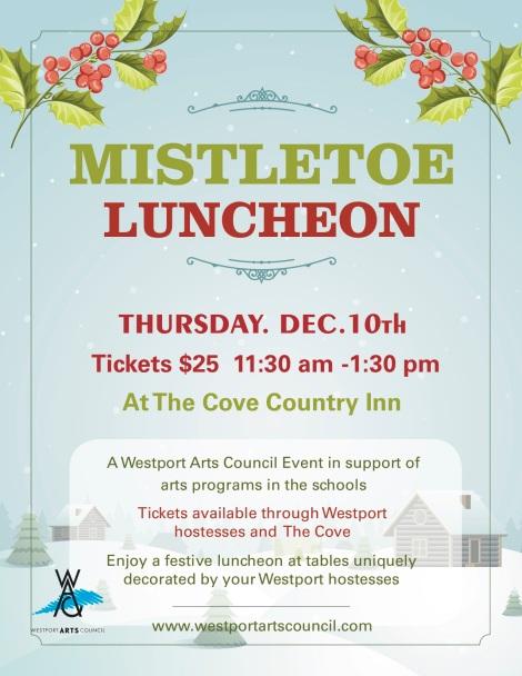 Mistletoe Luncheon