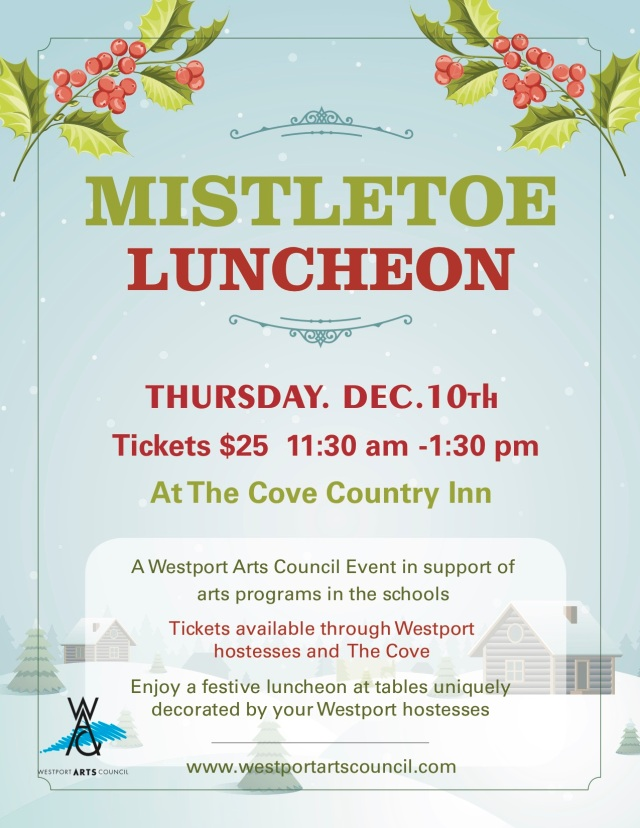 Mistletoe Luncheon