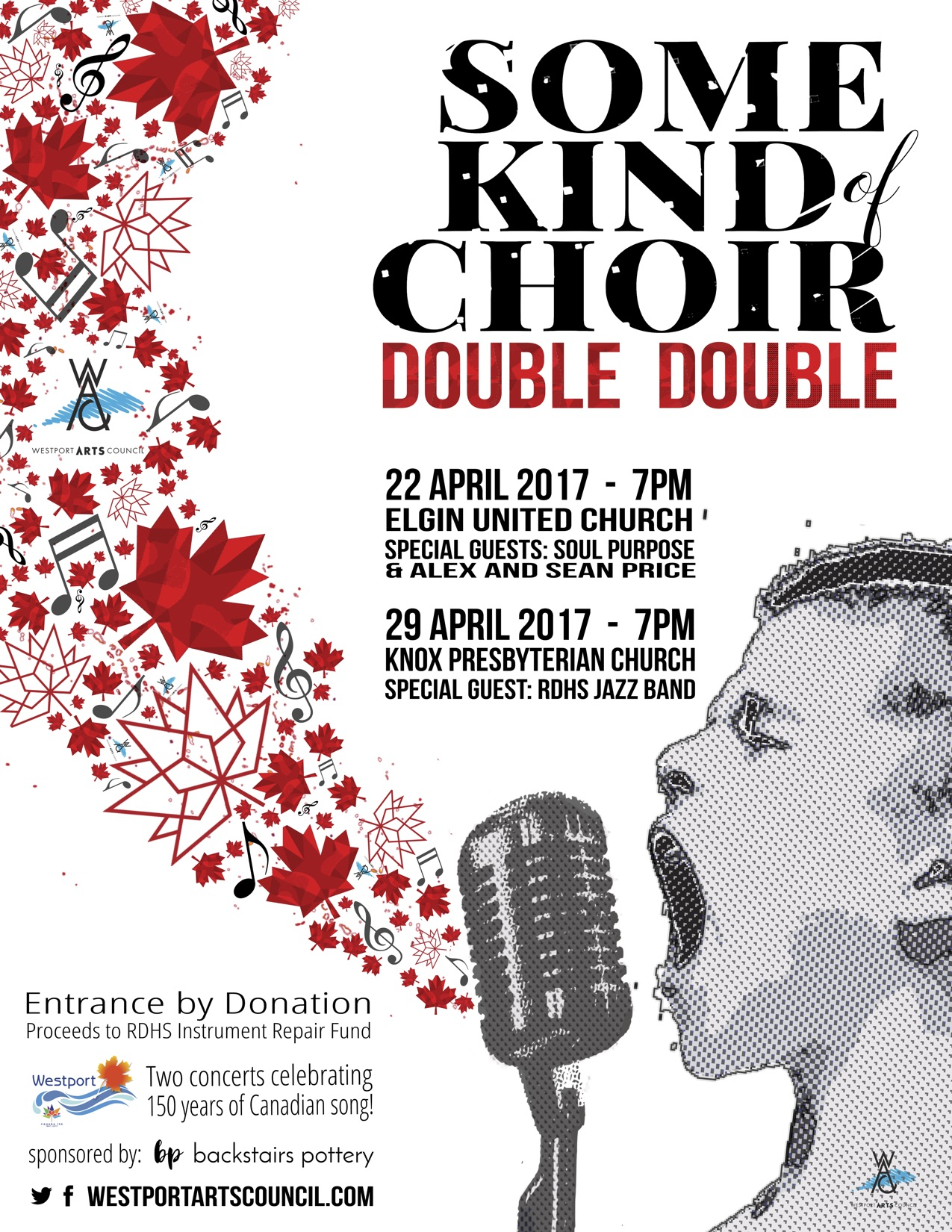 WAC Choir Concert 2017 V3