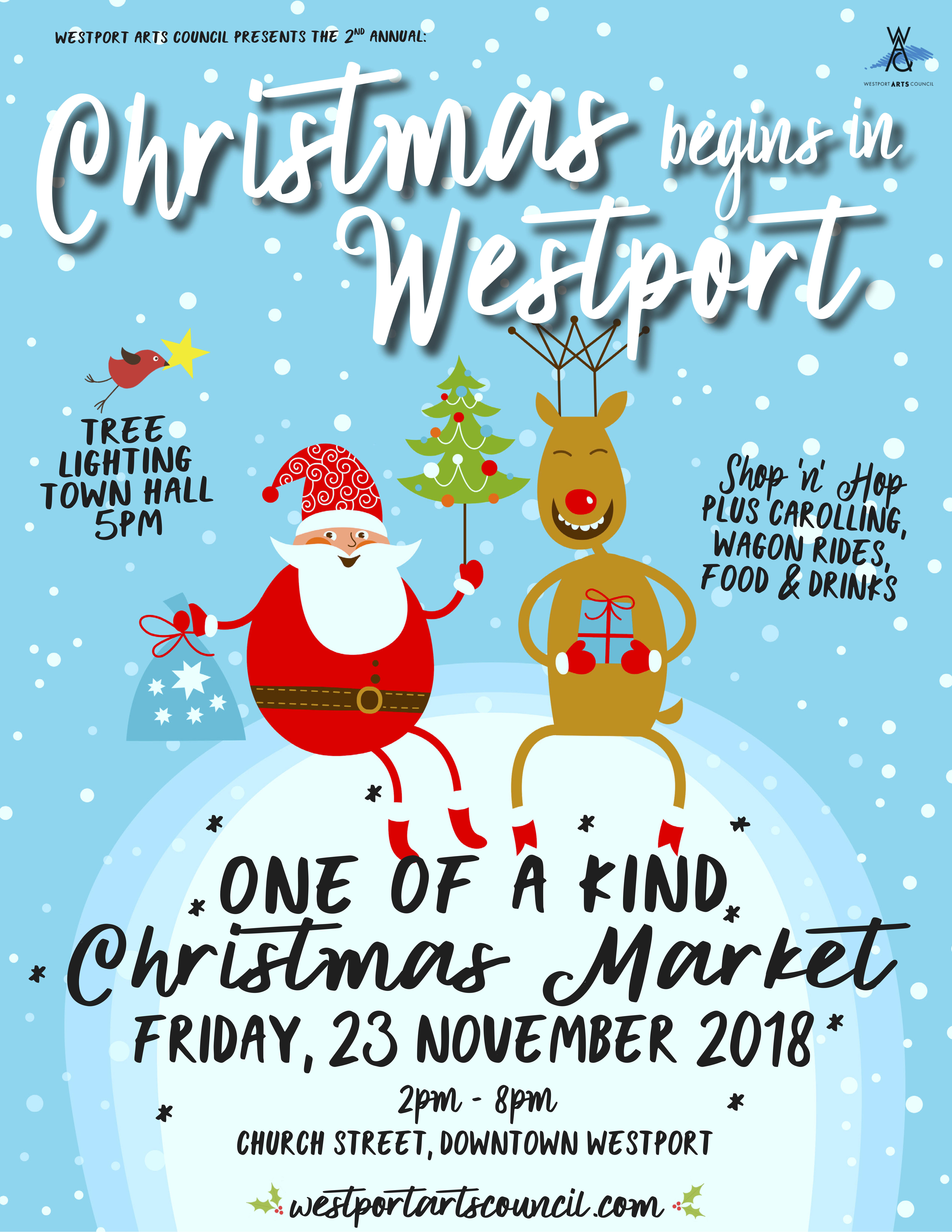 WAC Christmas 2018