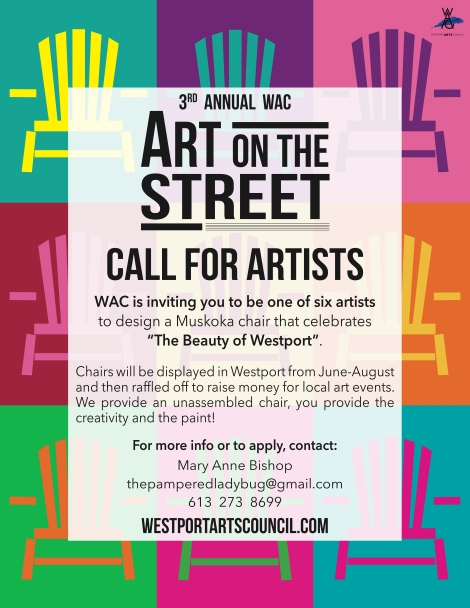 WAC Art on the Street 2019