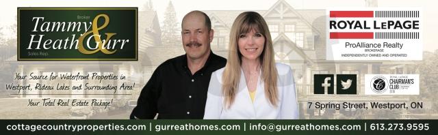 Tammy and Heath Gurr